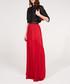 Red pure silk tulle maxi skirt Sale - Amanda Wakeley Sale