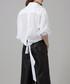 White pure linen blouse Sale - amanda wakeley Sale