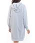 ash cotton blend hoodie dress Sale - awama Sale