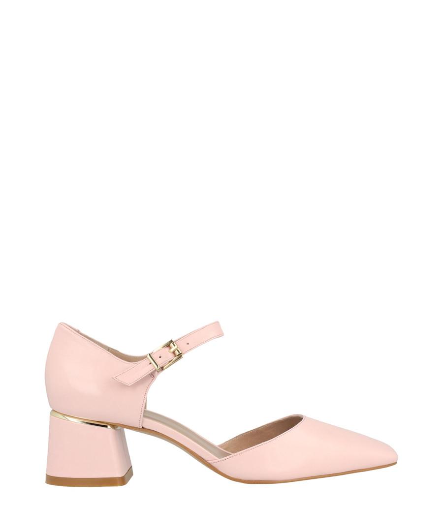 Rosa leather block heels Sale - roberto botella