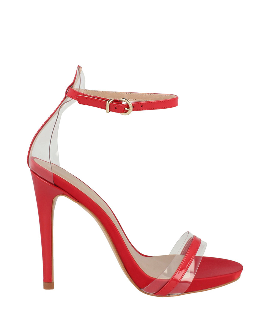 Red sandal heels Sale - roberto botella