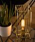 Deco gold-tone metal table lamp Sale - premier Sale
