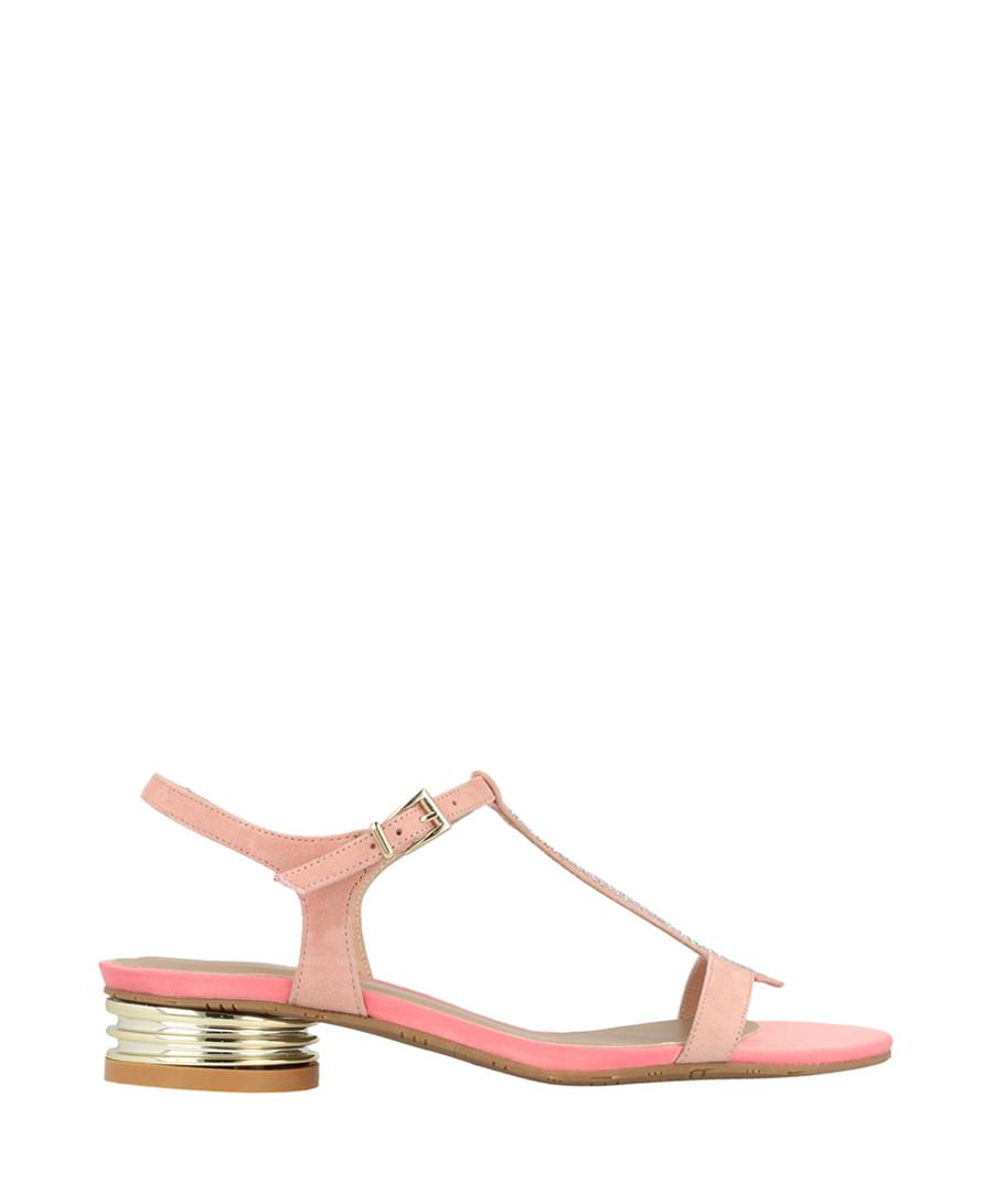 Pink embellished sandals Sale - roberto botella