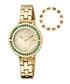 gold-tone steel bezel-swap watch Sale - furla Sale