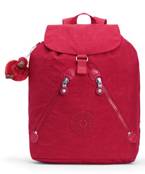 Fundamental radiant red basic backpack