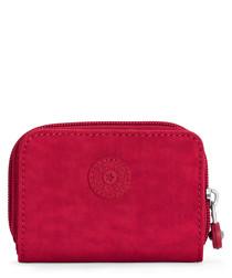 Tops radiant red basic wallet
