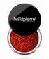 red ultra-fine body glitter Sale - bellapierre Sale