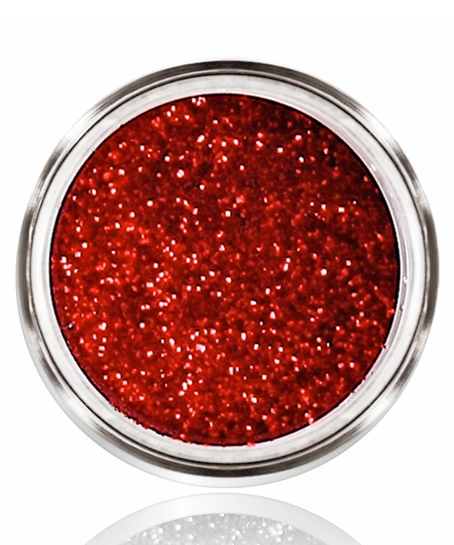 red ultra-fine body glitter Sale - bellapierre