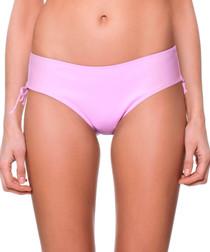 alisa lilac pink bikini briefs