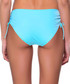 alisa turquoise bikini briefs Sale - fleur farfala Sale