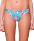 estela aqua floral bikini briefs Sale - fleur farfala Sale