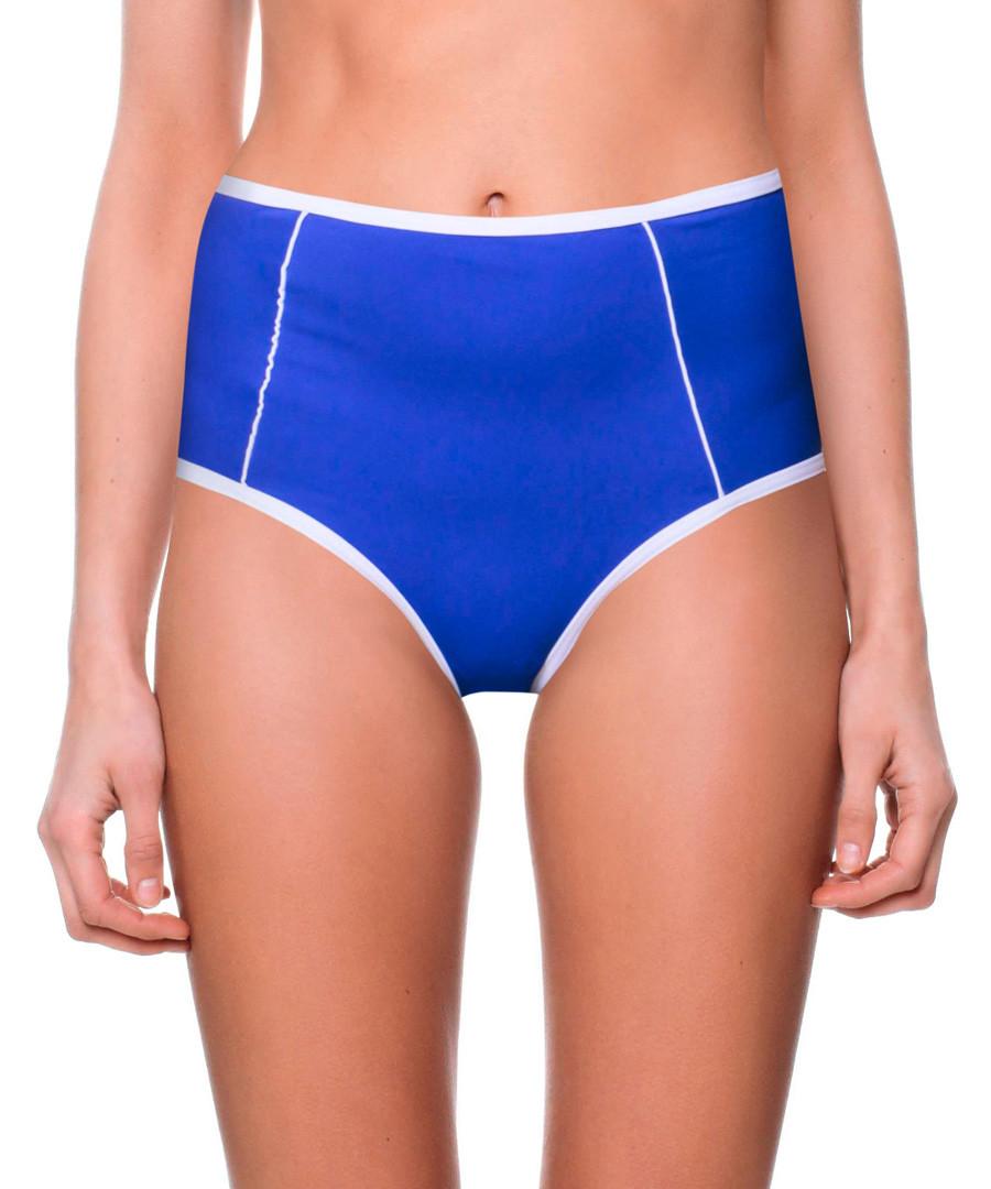fernanda blue bikini briefs Sale - fleur farfala