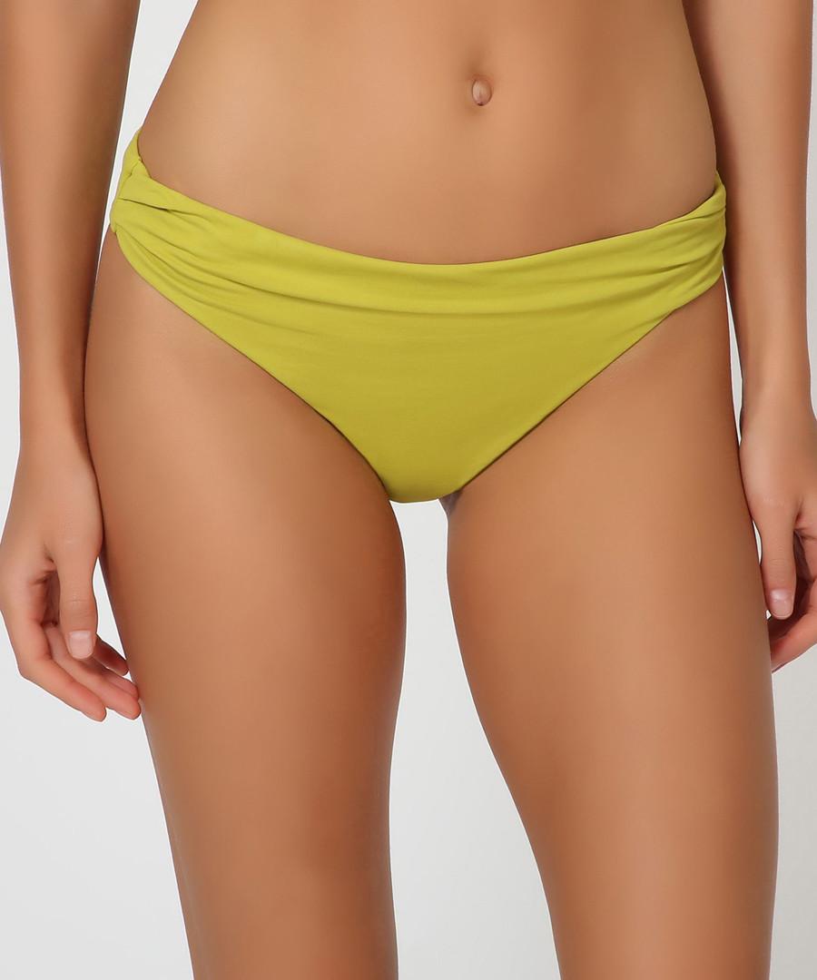 laura yellow bikini briefs Sale - fleur farfala