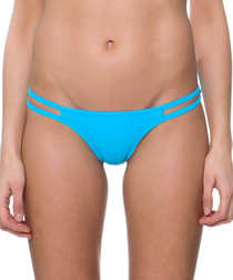 maribel aqua bikini briefs