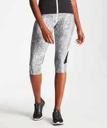 cycle ash print leggings