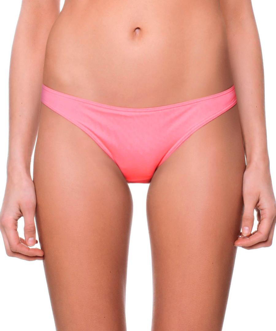 rafaela pink bikini briefs Sale - fleur farfala