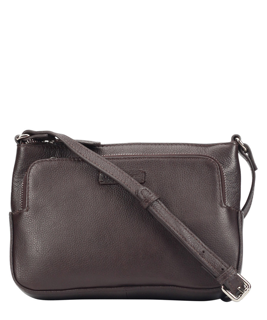 oxblood leather messenger bag Sale - Lloyd Baker