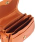 tangerine leather crossbody bag  Sale - Lloyd Baker Sale