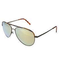 Havana pilot sunglasses