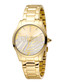 Gold-tone stainless steel watch Sale - just cavalli Sale