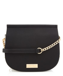 Bee black crossbody