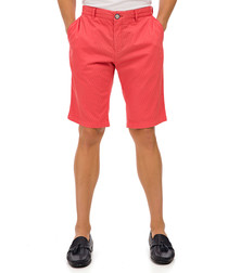 Ringsted rose cotton blend shorts