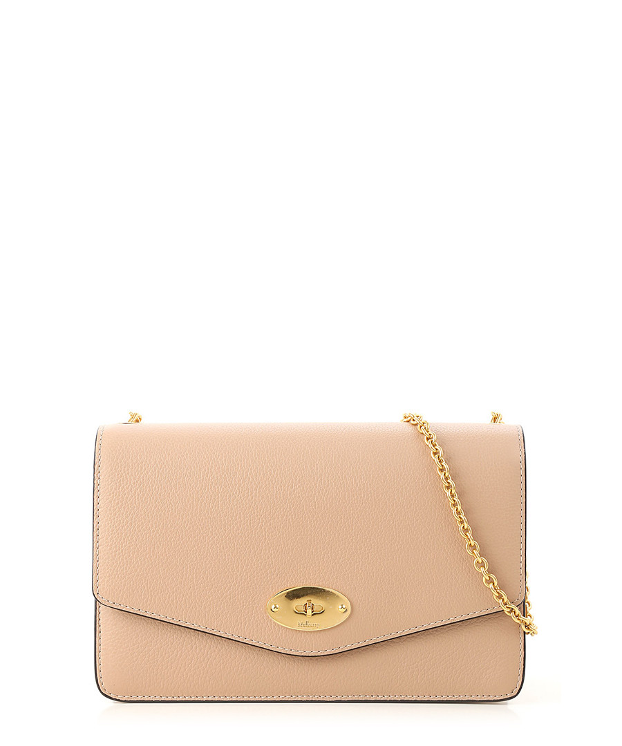 Darley rosewater leather crossbody Sale - mulberry