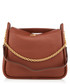 Leighton brown leather shoulder bag Sale - MULBERRY Sale
