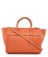 Bayswater Orange leather shopper Sale - MULBERRY Sale