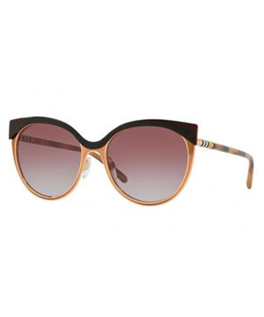 Brown cat eye sunglasses Sale - burberry