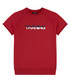 Traning red cotton blend T-shirt Sale - Ron Dorff Sale