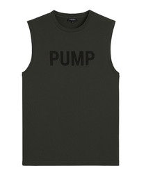 pump pine pure cotton vest