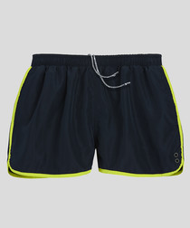 Marathon Swim navy shorts