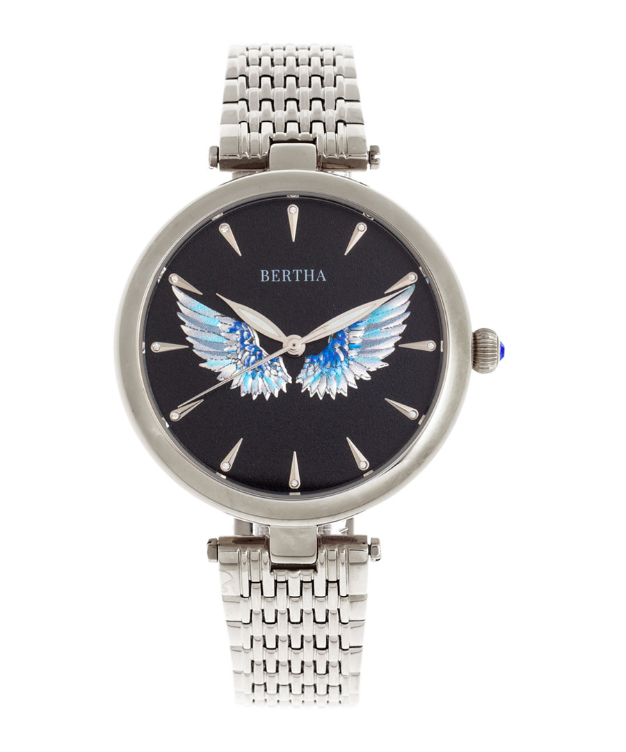 Micah stainless steel wings watch Sale - bertha