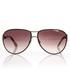 Bronze & brown mirror sunglasses Sale - Roberto Cavalli Sale