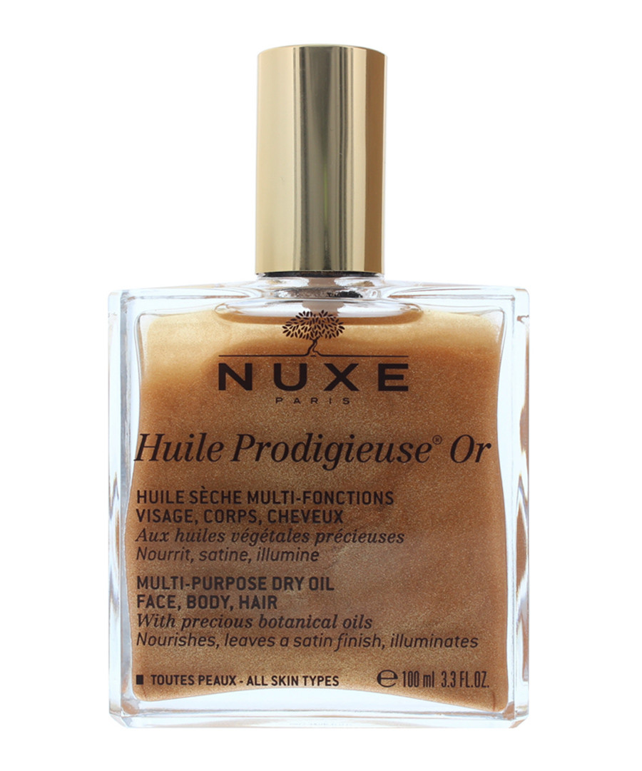 Huile Prodigieuse golden dry oil Sale - nuxe