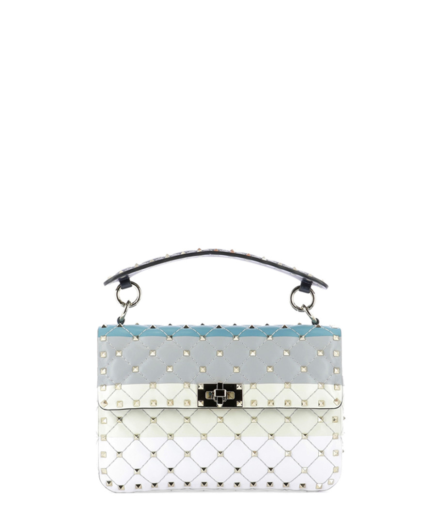 Spike cool leather rockstud crossbody Sale - valentino garavani