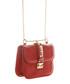 Red leather rockstud lock crossbody Sale - valentino Sale