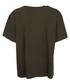 Green pure cotton logo T-shirt Sale - valentino Sale