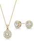 Emmie gold-tone jewellery set Sale - mestige Sale