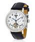 Millesime silver-tone & black watch Sale - jost burgi Sale
