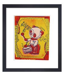 Panda 1983 wall art 360 x 280 mm