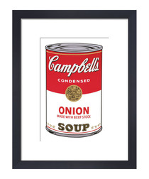 Campbell's Soup I 1968 art 360 x 280 mm