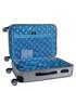 Spirit silver-tone suitcase 56cm Sale - bagstone Sale
