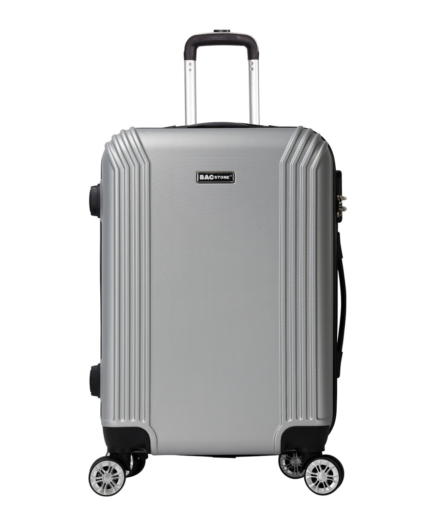 Original silver-tone suitcase 57cm Sale - bagstone