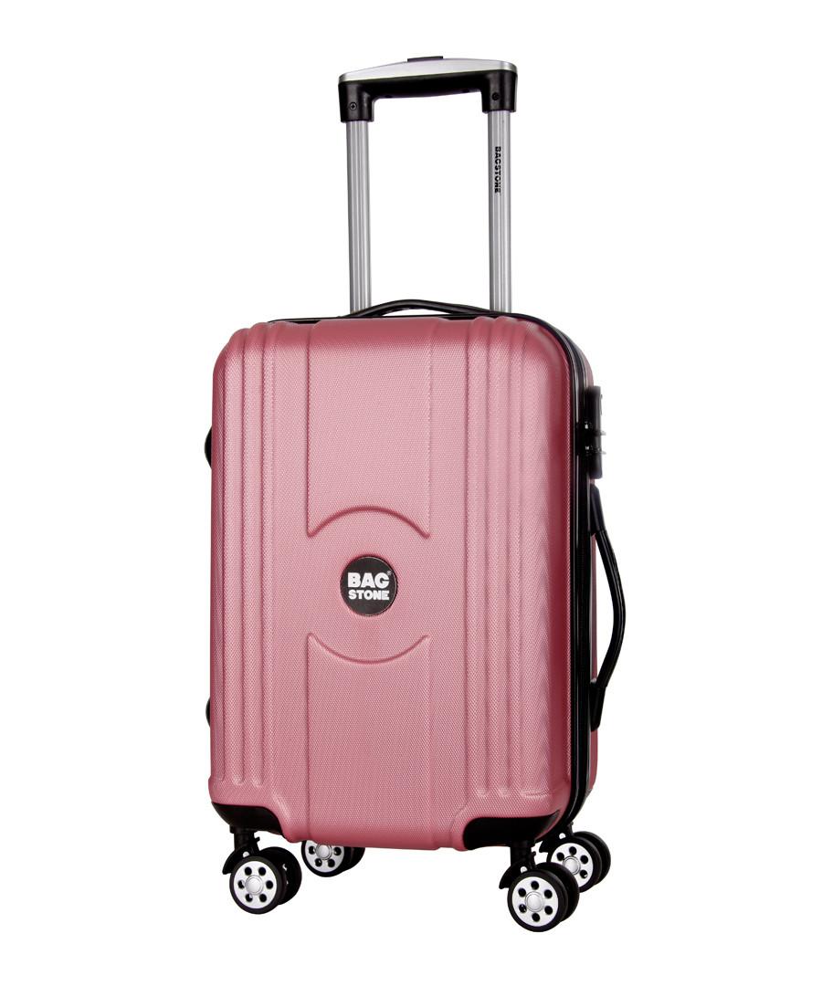 Jack pink cabin suitcase 55cm Sale - bagstone
