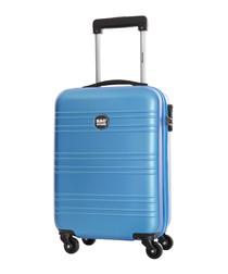 Summer blue suitcase 60cm