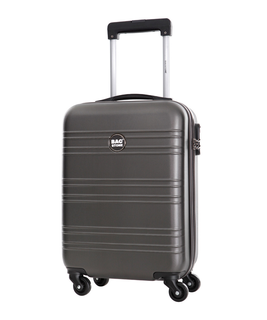 Summer grey spinner suitcase 60cm Sale - bagstone