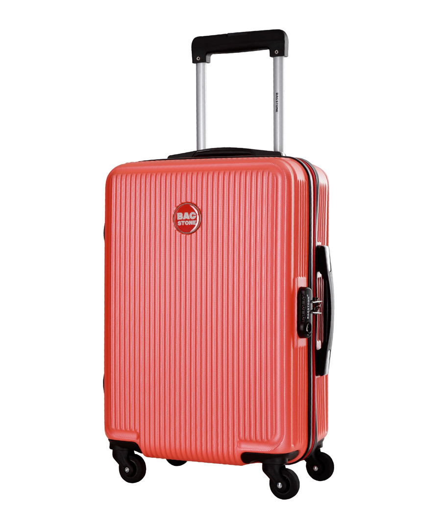 Goldy coral spinner suitcase 50cm Sale - bagstone