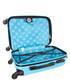 Mystic blue spinner suitcase 50cm Sale - bagstone Sale